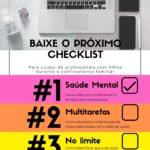 Toolkit Para Gestores Checklist Saúde Mental Página 10