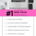 Toolkit Para Gestores Checklist Saúde Mental Página 4