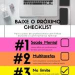 Toolkit Para Gestores Checklist No Limite Página 10