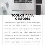 Toolkit Para Gestores Checklist No Limite Página 1