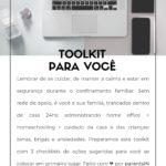 Página do Toolkit Para Você Completo